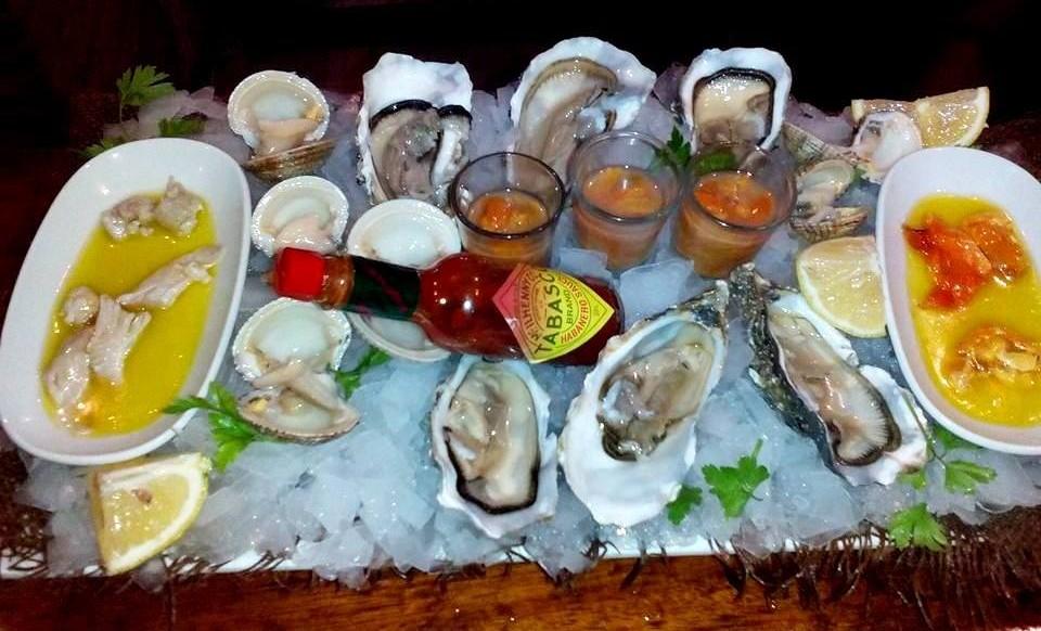 Shellfish mix Manos